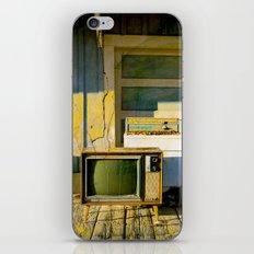 Abandoned iPhone & iPod Skin