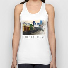 Urban Brutality  Unisex Tank Top