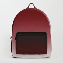 Red Gradient 3 Backpack