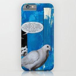 The Unsung Genius iPhone Case