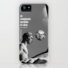 World Cup: Italy 1990 iPhone Case