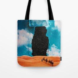 False Sky Tote Bag