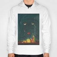 the great gatsby Hoodies featuring Gatsby by Julia Lopez