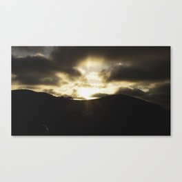 Heaven + Earth Canvas Print