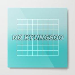 KYUNGSOO 2 Metal Print