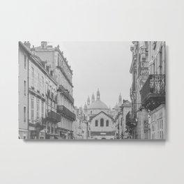 Périgueux Cathedral Metal Print