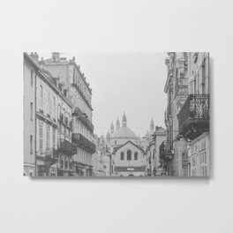 Périgueux Cathedral Metal Print