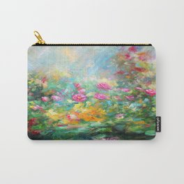 Roses paint  Carry-All Pouch