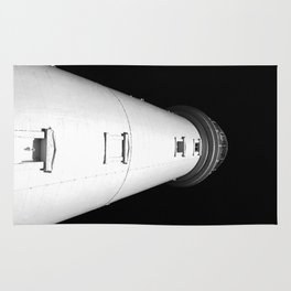 Keep Your Aim High (The Lighthouse) Rug