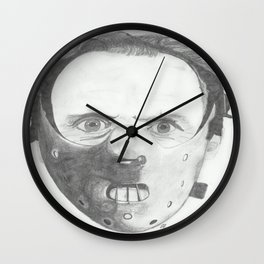 Lektor. Wall Clock