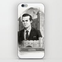 moriarty iPhone & iPod Skins featuring Moriarty by RileyStark