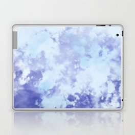 Tie Dye  Blues Laptop & iPad Skin