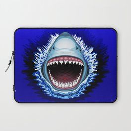 Shark Jaws Attack Laptop Sleeve