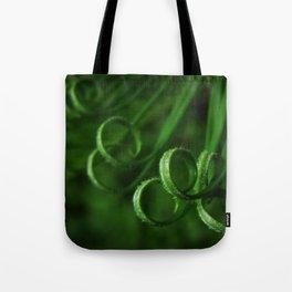 New Curls Tote Bag