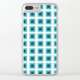 Look like an Albers to me No. 1 Clear iPhone Case
