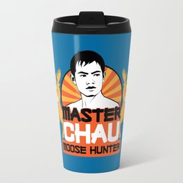 Master Chau: Moose Hunter Travel Mug