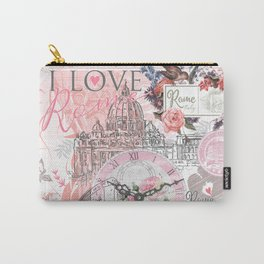 Rome in love Carry-All Pouch