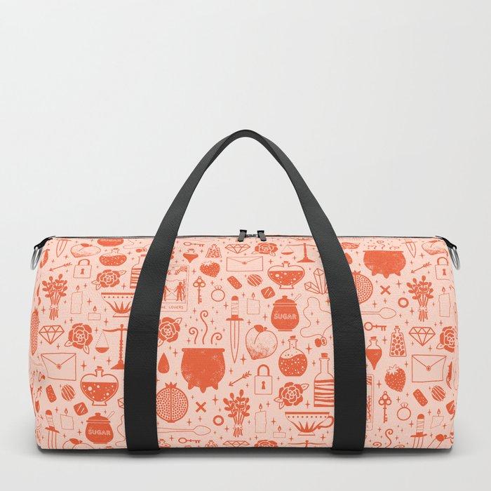 Love Potion: Valentine Duffle Bag