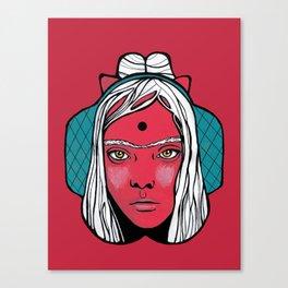 Queen Margot Canvas Print