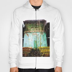 Nature finds the way inside... and outside... Hoody