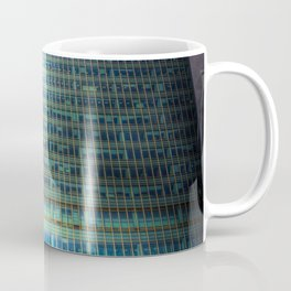 Reflections of Canary Wharf Coffee Mug