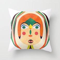 Look Throw Pillow