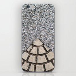 Pattern on floor iPhone Skin