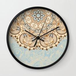 Mandala PK Wall Clock