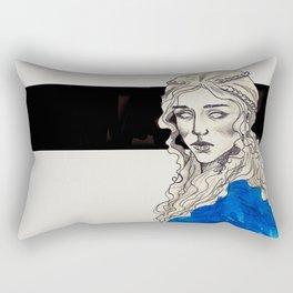 Mother Of Dragons Rectangular Pillow
