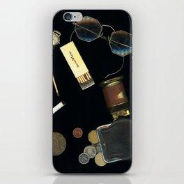 Vintage Collage iPhone Skin