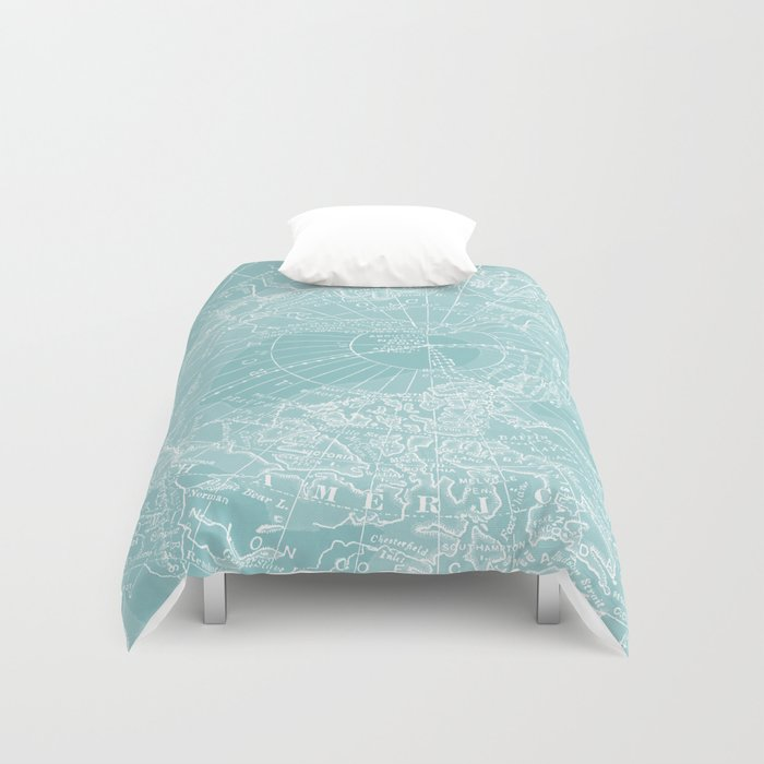 Polar Chill Duvet Cover