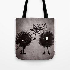 Kind Evil Bugs Tote Bag