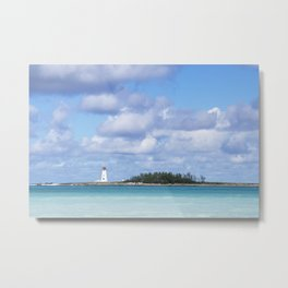 Bahamas Cruise Series 130 Metal Print