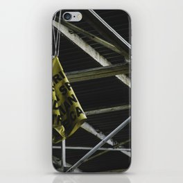 Safety First iPhone Skin