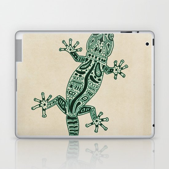 Ornate Lizard Laptop & iPad Skin