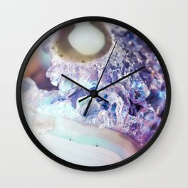 Eye See Clearly Wall Clock