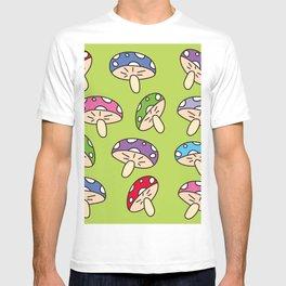 Mushroom_F T-shirt