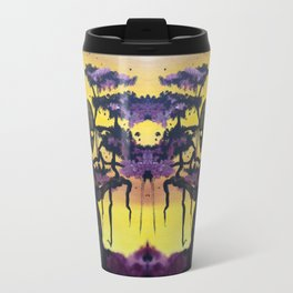 Purple Forest Travel Mug