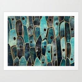 Cepa - Ocean Art Print