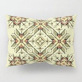 equilibrium   boho pattern Pillow Sham