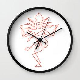 Lord of Dance1 Wall Clock