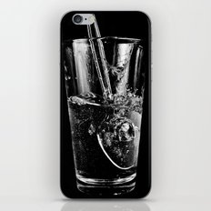 Glass and Spoon iPhone & iPod Skin