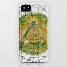Illuminati World iPhone Case