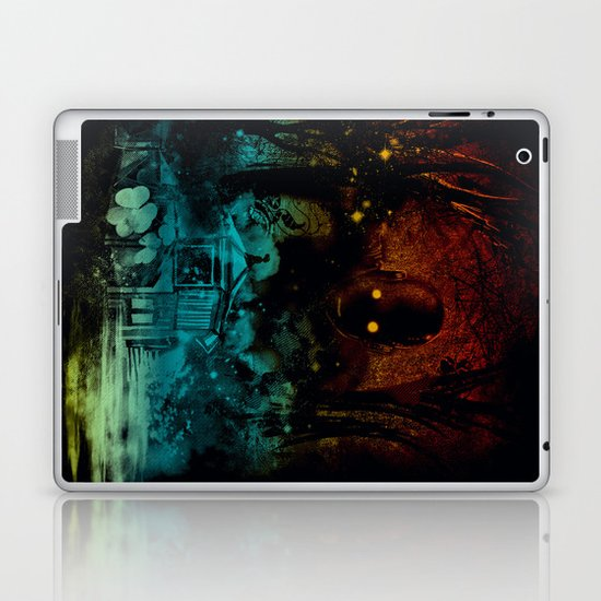 the last story Laptop & iPad Skin