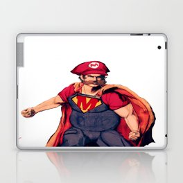 Super Mario Laptop & iPad Skin