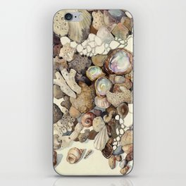 Sea Shore Eilat 2 iPhone Skin