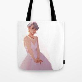 Wedding Dress | Viktor Tote Bag