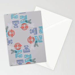 Why Not Me!! Stationery Cards