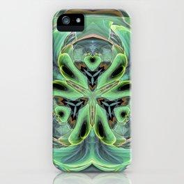 Hosta Ornate iPhone Case