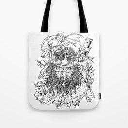 Old King Tote Bag